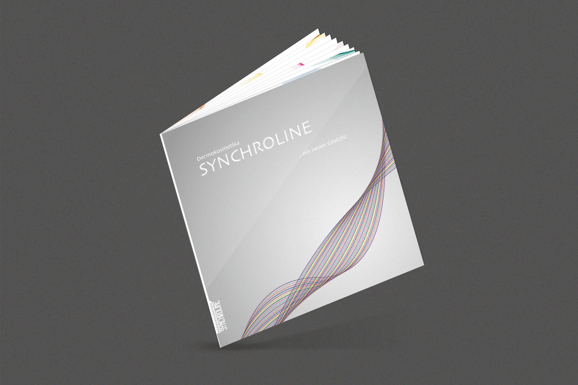 Dermokosmetika Synchroline Produktkatalog