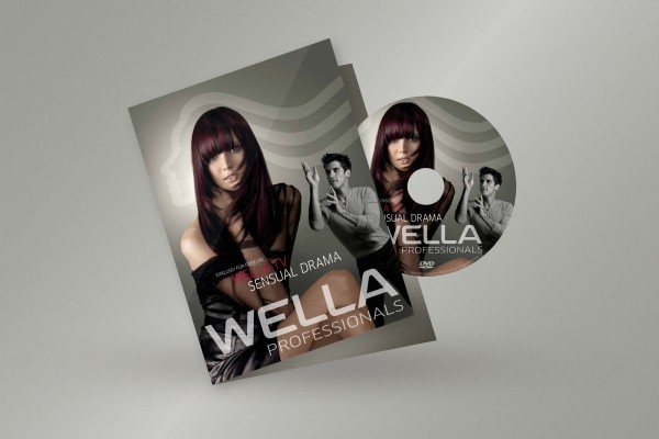 Wella TV DVD Pack