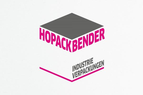 Hopack Bender Industrieverpackungen Logo
