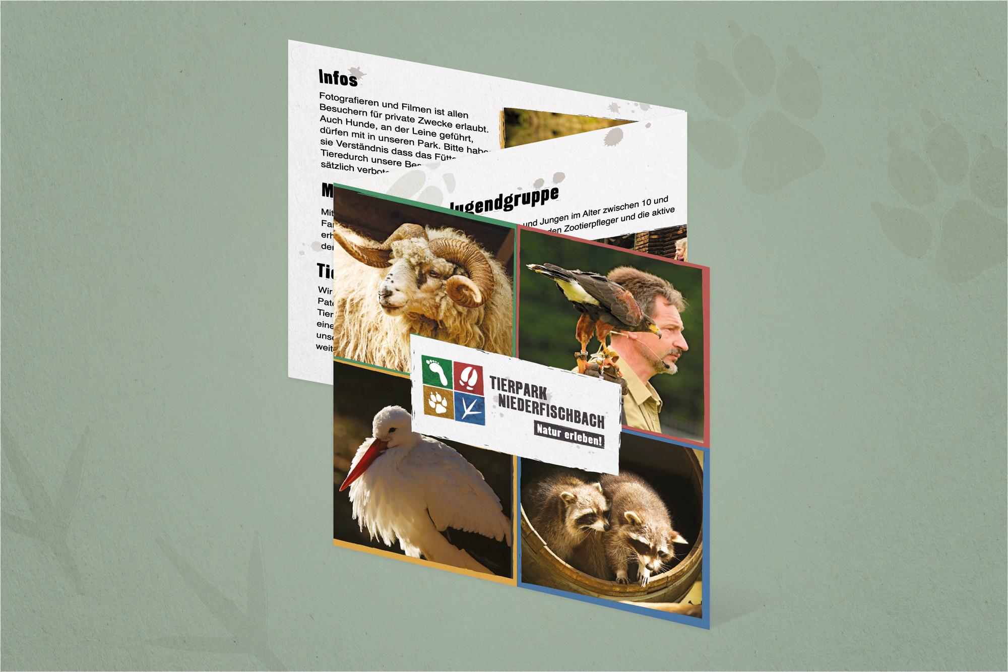 Tierpark Niederfischbach Flyer