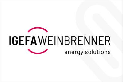 IGEFA WEINBRENNER Logo